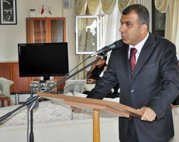 Tarkan Kadooğlu, Meclis Başkanı Seçilen Yılmaz'ı Tebrik Etti