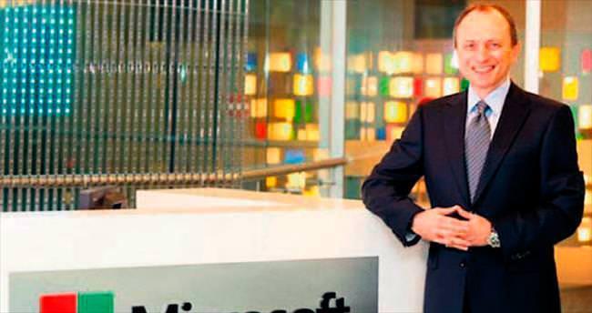 Microsoft Türkiye'de yeni kaptan Kansu