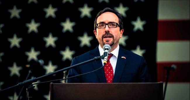 ABD Büyükelçisi PYD'yi uyardı