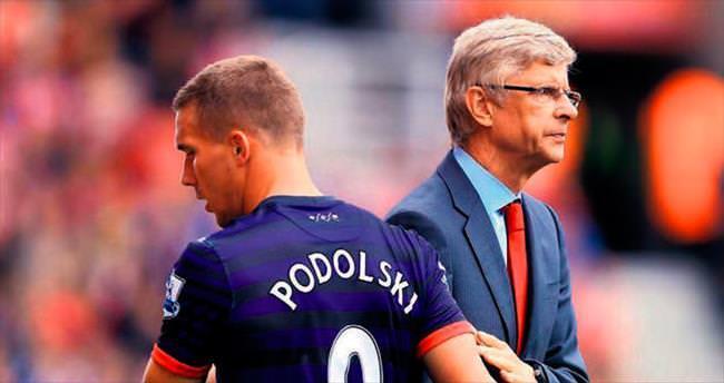 Güle güle Lukas Podolski