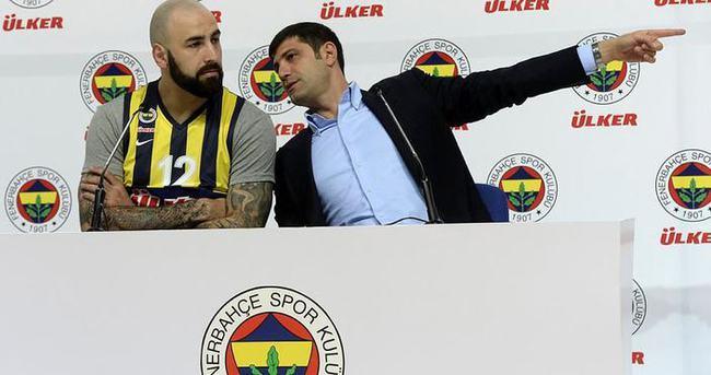 Fenerbahçe Ülker Antic'e imza attırdı
