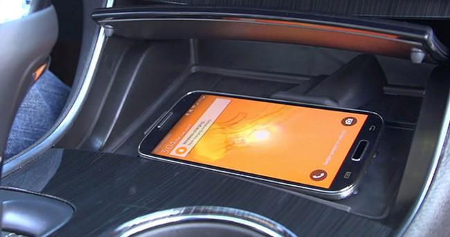 Chevrolet'nin yeni otomobili telefon soğutma özelliğiyle geliyor