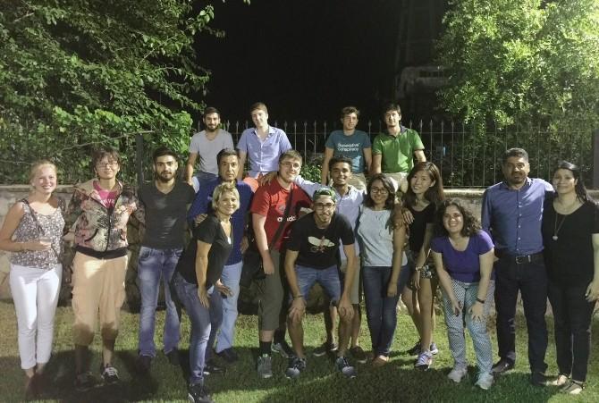 Yabancı Öğrenciler Adana'da