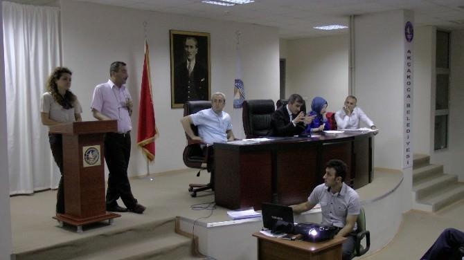 Akçakoca Belediye Meclisi Temmuz Ayı Toplantısı Yapıldı