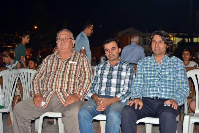 Demre'de Ramazan Etkinliklerine Yoğun İlgi