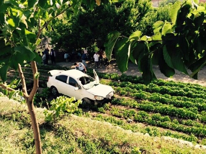Ergani'de Trafik Kazası: 1 Ölü, 2 Yaralı