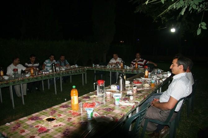 Özel Mehmet Döğme Koleji'nden Basına İftar Yemeği