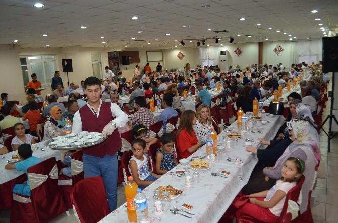Kırıkhan'da Gazi Ve Şehit Ailelerine İftar
