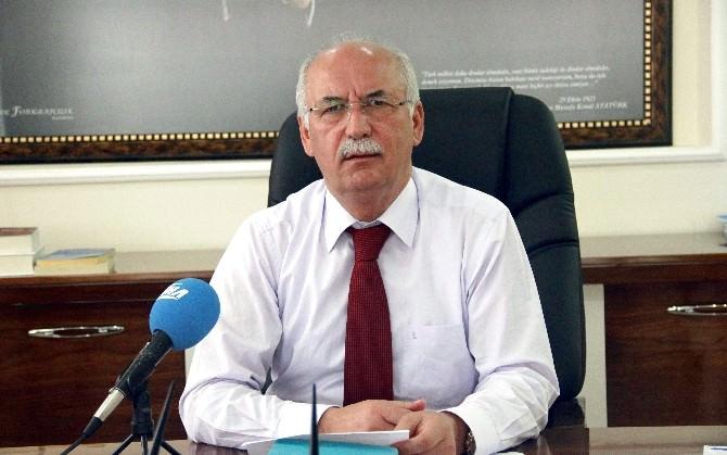 Müftü Hacı Yusuf Gül, Fitre Miktarını Açıkladı
