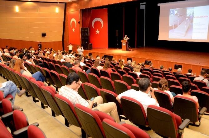 Mersin Büyükşehir Belediyesi, Oteller Ve Atm'lere Engelli Düzenlemesi İstedi