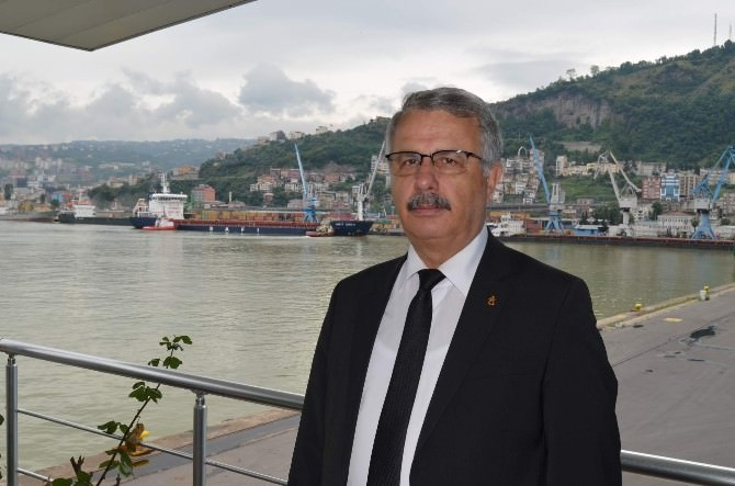 Trabzon Limanı'nın İş Hacminde Yüzde 25 Artış