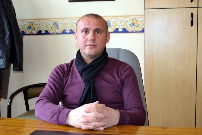 Niğde Fırıncılar Ve Kasaplar Odası Başkanı Murat Yenel;