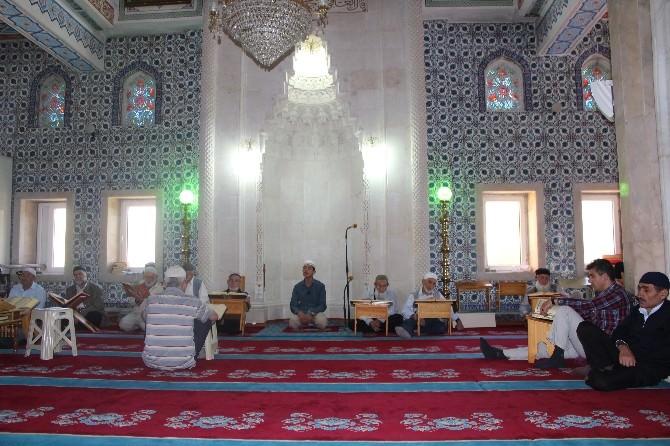 Erzurum'da Süleyman Demirel İçin Mevlid Okutuldu