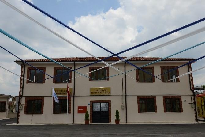 Yıldırım Belediyesi'nden Yiğitler Mahallesine Hizmet Kompleksi