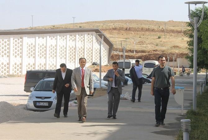 YTB Başkanı Bülbül Mardin'de