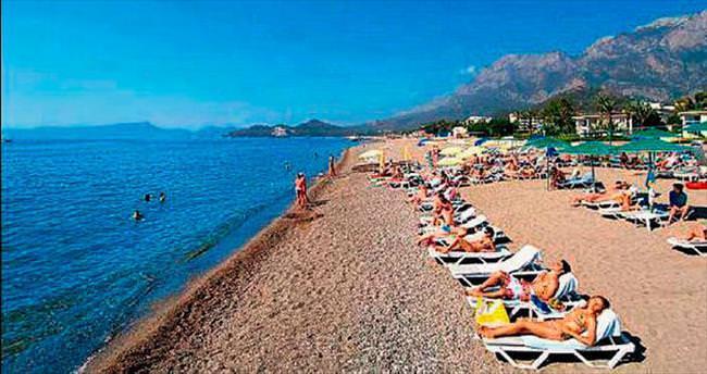 Antalya 272 bin turist kaybetti