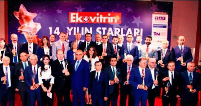 Cemal Kalyoncu'ya 'Yılın İşadamı' ödülü