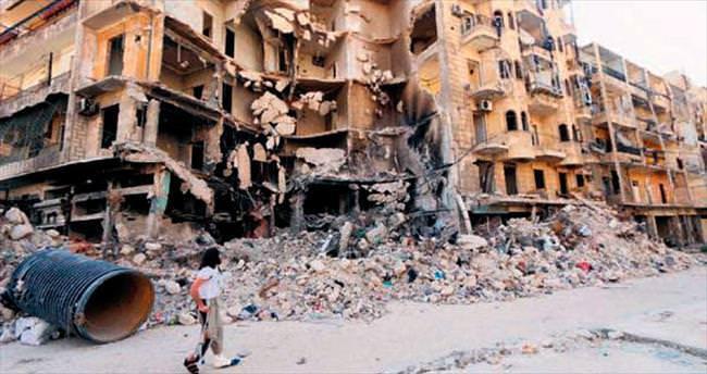 20 bin kişi ile Halep operasyonu başladı