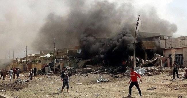 Suriye'de camide patlama: En az 25 ölü