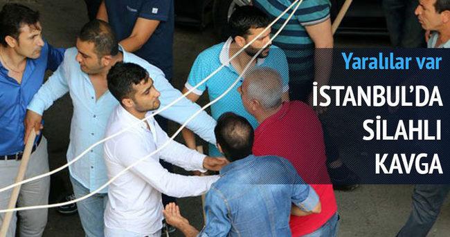İstanbul Esenler Otogarı'nda silahlı çatışma