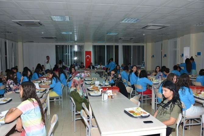 Gençlik Kampı Öğrencileri İle İftar Yemeği