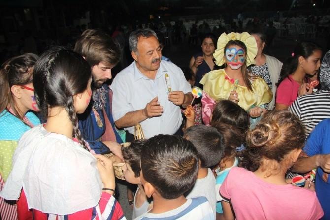 Başkan Uysal Yetim Çocuklarla İftarda Buluştu