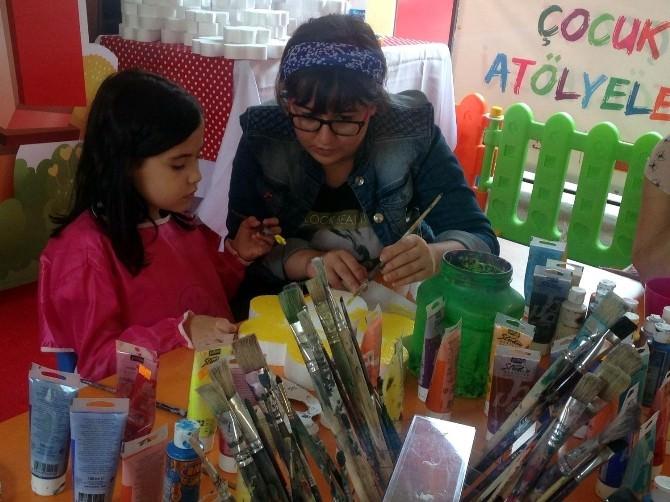 Bulvar AVM'de Temalı Çocuk Atölyeleri Başlıyor