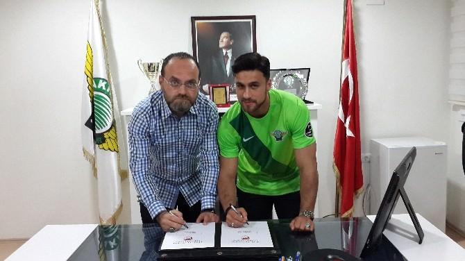 Halil Çolak Akhisar Belediyespor'da