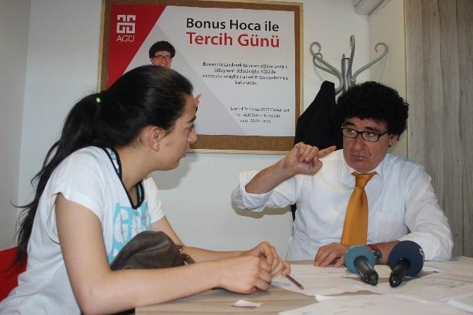 Bonus Hoca AGÜ'de