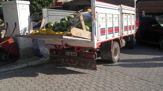 Hisarcık'ta Facia Ucuz Atlatıldı