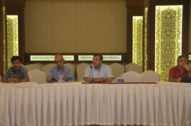Maarif Müfettişleri Yıl Sonu Toplantısı Yapıldı