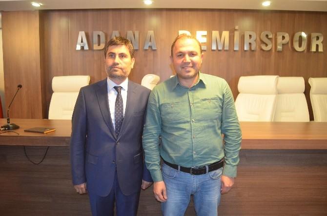 Bağbudar, Adana Demirspor'un İdari Menajeri Oldu