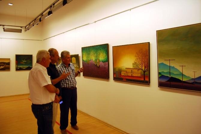Sanko Sanat Galerisi'nde Sergi