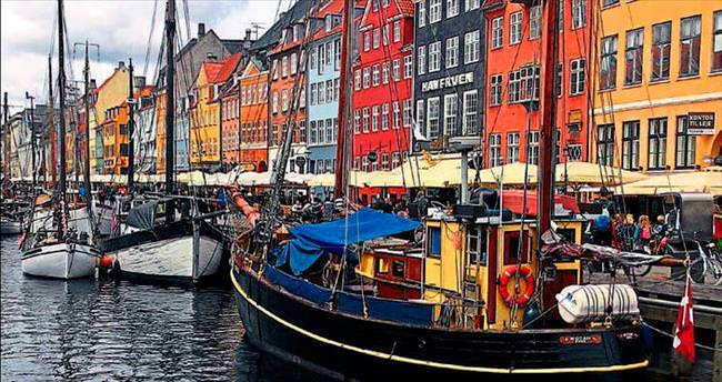 Vikingler'in masal diyarı: Kopenhag