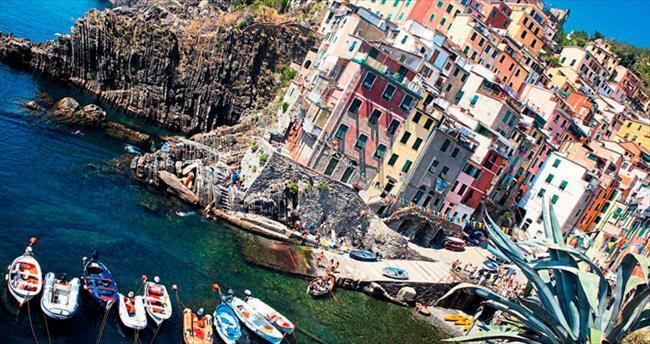Gizli güzellik Cinque Terre