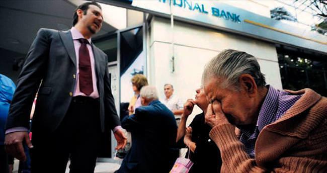 Yunanistan'ı sarsan 7 gün