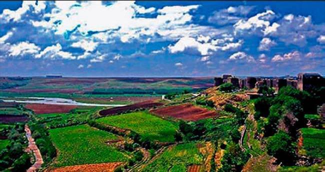 Diyarbakır'ın surları dünya mirası listesinde