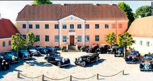 36 milyon euroluk araba koleksiyonu