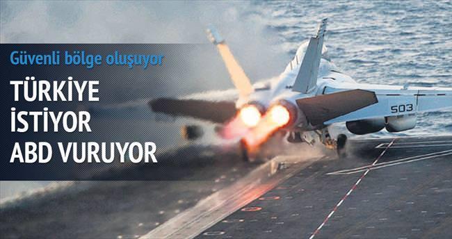 Türkiye istedi ABD vurdu