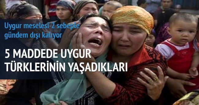 Türkistan'da zulmün fotoğrafı yok