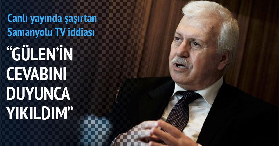 Gülen de Tek Türkiye'den şikayetçiymiş!