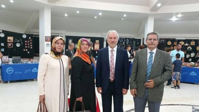Başkan Kamil Saraçoğlu, Kütahya'nın Kardeş Şehri İskele'de