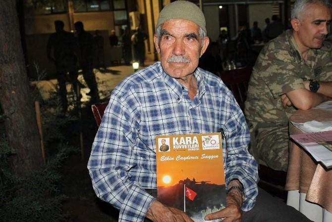 Siirtli Şair Erzen'enin Askerlik Şiirleri KKK Tarafından Beğenildi