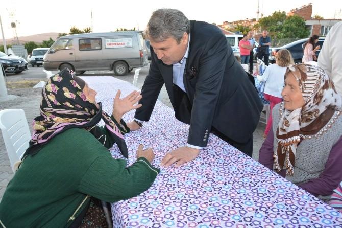 Başkan Çerçi, İki Günde Üç İftar Programına Katıldı