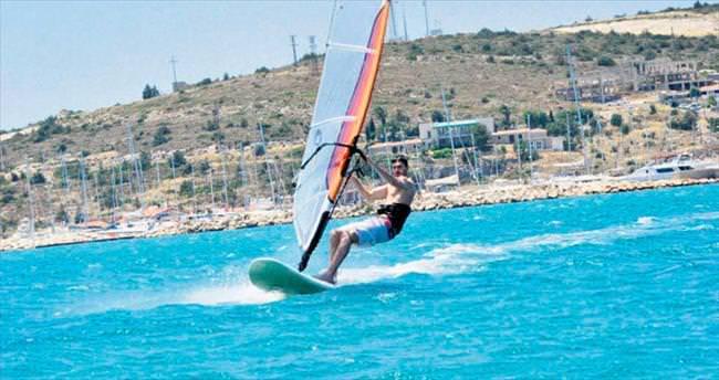 'Sörf, pasımı siliyor'