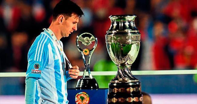 Milli Messi hep ikinci!
