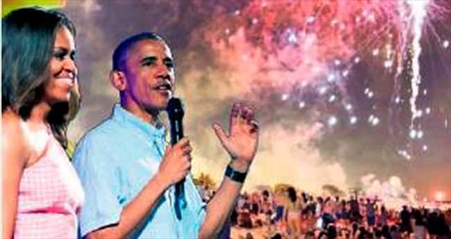 ABD bağımsızlığını kutladı