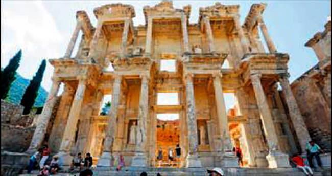 Efes UNESCO Dünya Miras Listesi'nde