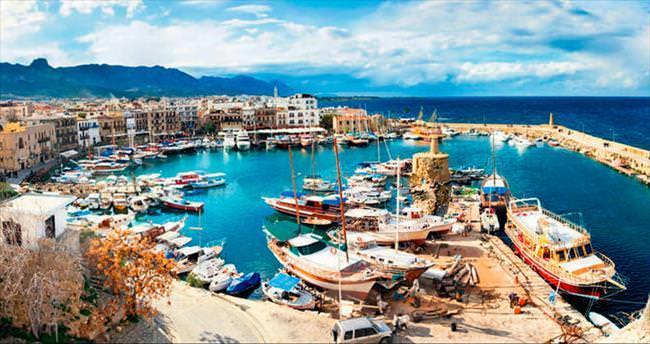 Akdeniz'in yaz eğlencesi Kıbrıs