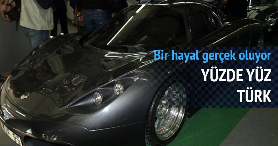 Işte Türk Spor Otomobili Otomobil Haberleri